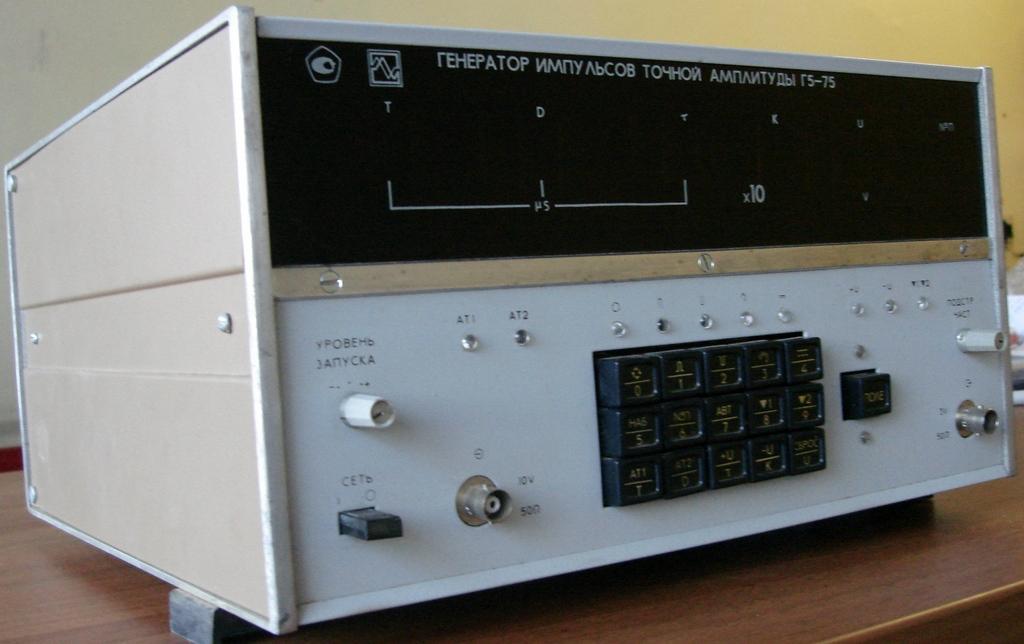 инструкция г5-75
